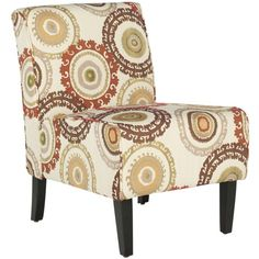 I pinned this Ryan Club Chair from the Safavieh Furniture event at Joss and Main!