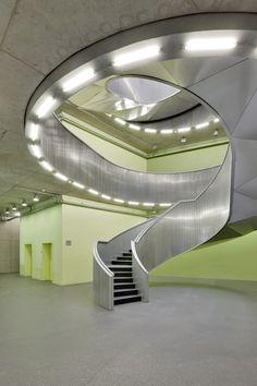 A biomedical research center