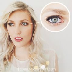 Looking for a Summer makeup inspiration? Here's our first one for the season! Click through to see the step-by-step tutorial!