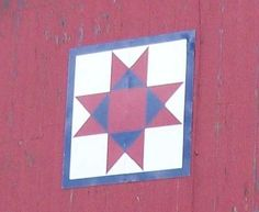 Quilt Barn - 20-11-02Notes:  Contributed by Cheryl DeBerry  Barn owned by Delegate Wendell Beitzel and his wife, Ruth.  Pattern: Ohio Star  Location:  Rock Lodge Road between Bittinger and McHenry, Maryland.    7644 Rock Lodge Road  Accident, MD  21520  Garrett Co - MD