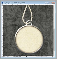 Selective Erasing with Strings, Ribbons & Paper Clips