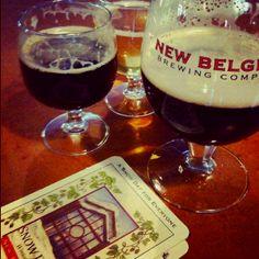 New Belgium brewery, Fort Collins Colorado