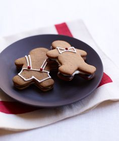 gingerbread smores-yummy