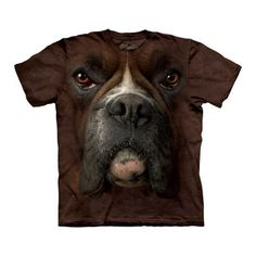 Boxer Face Tee Adult now featured on Fab.