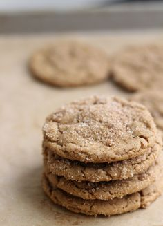 Joanne Eats Well With Others | Brown Sugar Cookies