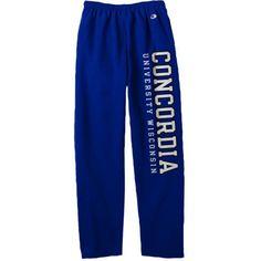 Product: Concordia University Wisconsin Open Bottom Sweatpants $29.95