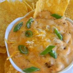 Chili Bean Dip | Keep an eye on this. It's the sort of dish people hide so they can get all of it.