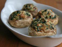 Vegan Stuffed Mushroom Recipe #Beanitos #Tailgate
