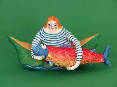 Fish by Kira Kotlyar