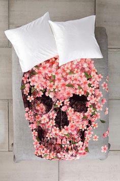 Terry Fan For DENY Reincarnate Duvet Cover