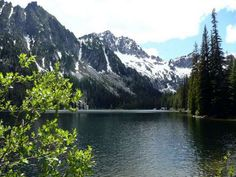 Lake Wenatchee State Park, WA