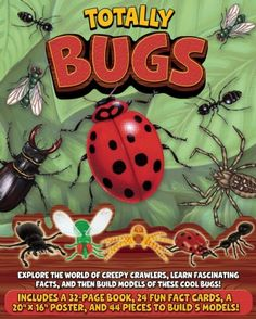 Totally Bugs at theBIGzoo.com, a family-owned toy store.
