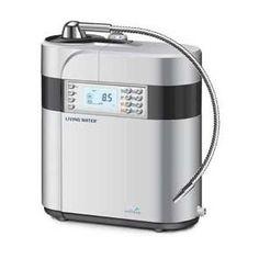 Living Water Alkaline Water Ionizer with Patented DDI Technology (Kitchen)