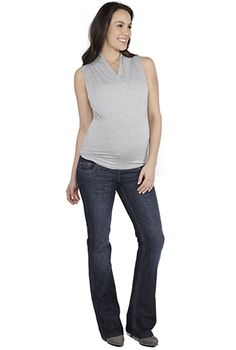 We think #DL1961's are the perfect #maternity #jean.