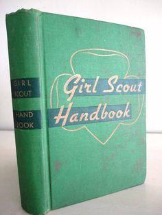 Girl scout handbook