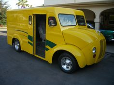 1946 Divco Delivery Truck
