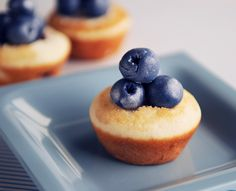 Blueberry Muffins - Babycakes Cupcake Maker