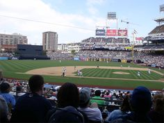 Petco Park  San Diego vacation attractions tours