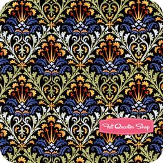 Avalon Multi Diamonds Yardage  SKU# 3LCC1   Avalon by Jason Yenter for In the Beginning Fabrics