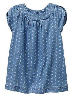 Paddington Bear™ for babyGap tulip shift dress | Gap