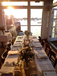 The Landing newport ri wedding reception