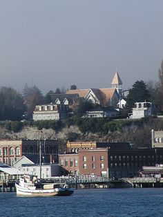 Port Townsend from the water……love this quaint little town….and Port Townsend Cheese