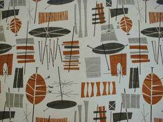 Melina Made Fabrics: Tiki Original