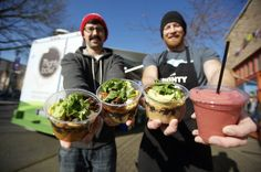 Dining Out: Rolled or bowled, food truck offerings are mighty fine foodtruck iidea, food trucks, truck offer