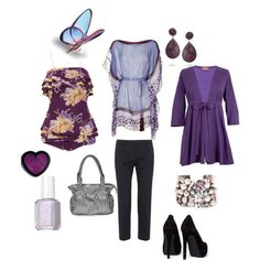 Purple Haz!, created by shelly-737 on Polyvore