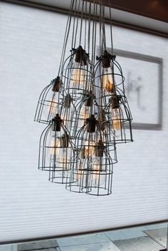 as light fixtures
