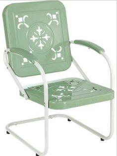 Retro Patio Chair