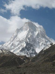 The great Shivling, the Matterhorn of the Himalayas.