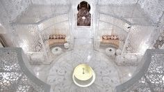 The stately new Royal Mansour has the air of an imperial palace, which is not surprising when you consider that the King, Mohammed VI, built it to host his family's guests.