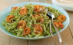 whole foods market, shrimp pasta, whole food recipes
