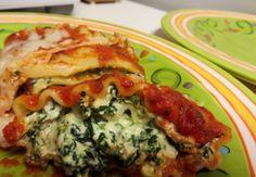 Lasagna Roll-Ups   Eat Smart, Move More, Weigh LessEat Smart, Move More, Weigh Less