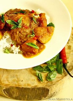 Hot Madras Chicken Curry by goddessofscrumptiousness #Chicken_Curry #goddessofscrumptiousness