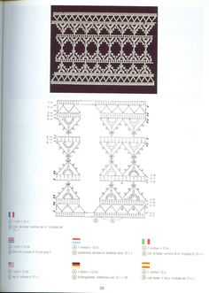 Книга по вязанию салфеток
