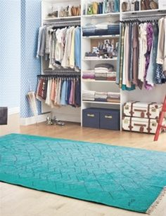 How to Organize Your Closet - Courtesy of Lucky