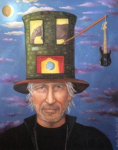 Leah Saulnier   OIL      Roger Waters