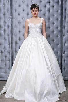 Veluz Reyes #bridal 2014 ready-to-wear collection: Agatha ball gown #wedding dress #weddingdress #weddinggown