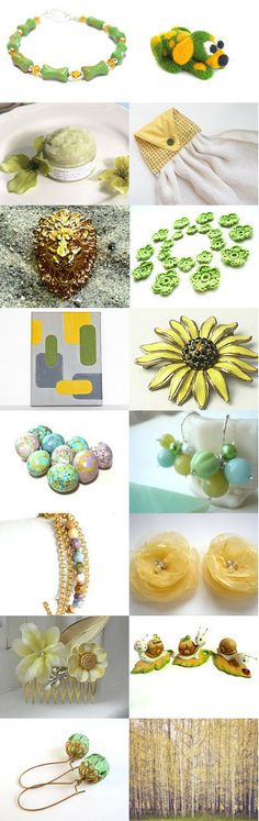 Gentle Stirring of Spring  by Victoria on Etsy--Pinned with TreasuryPin.com