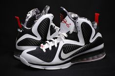 black and white lebrons - Google Search