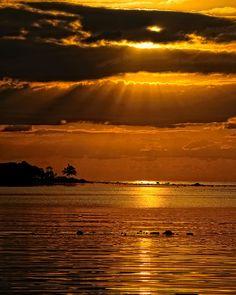 Roatan ` Honduras - Sunset