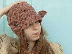 anapakova: gorro crochet