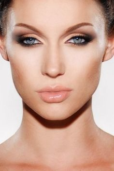 I want pretty: Make Up- Maquillaje para eventos/Random make up !