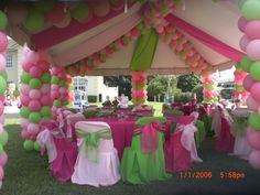 Party Decorations...balloons