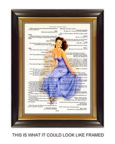 dictionary art