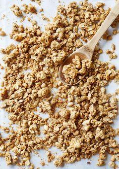 Big Cluster Peanut Butter Granola