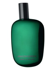 Amazingreen  Eau de Parfum by  Comme des Garcons / Palm tree leaves, green pepper, dew mist, jungle leaves, Ivy leaves, orris roots, coriander seeds, silex, Gunpowder accord, vetiver, smoke, white musk.    MUST. BUY.