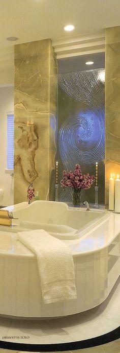 ➗luxury bath